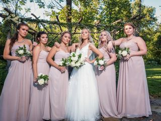 Jordan and Marina's Wedding in Howes Cave, New York 21
