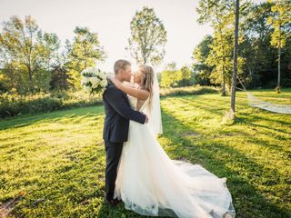 Jordan and Marina's Wedding in Howes Cave, New York 23