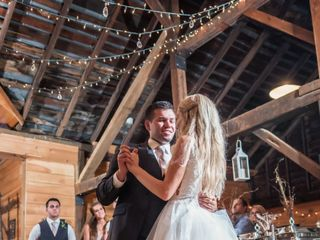 Jordan and Marina's Wedding in Howes Cave, New York 27