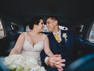 The wedding of Yuselin and Carlo