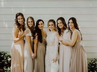The wedding of Lori and Jon 1