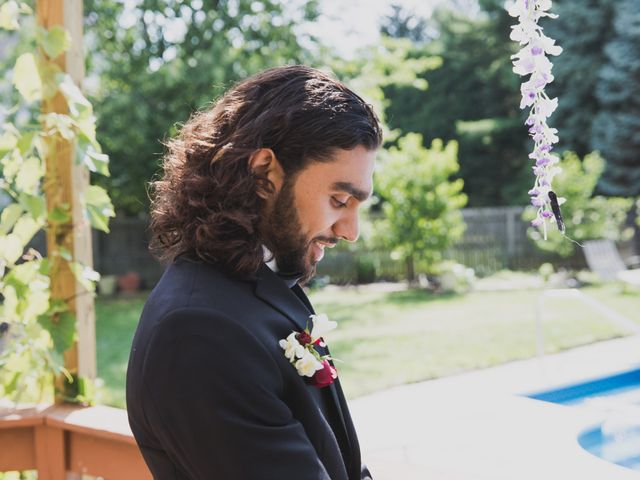 Azmad and Hajar's Wedding in Albany, New York 7