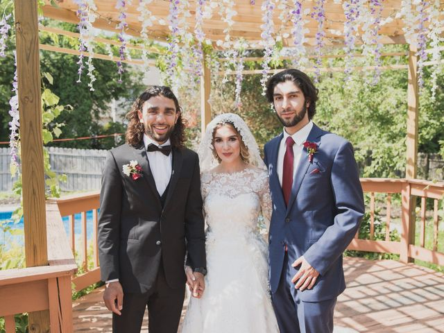 Azmad and Hajar's Wedding in Albany, New York 8