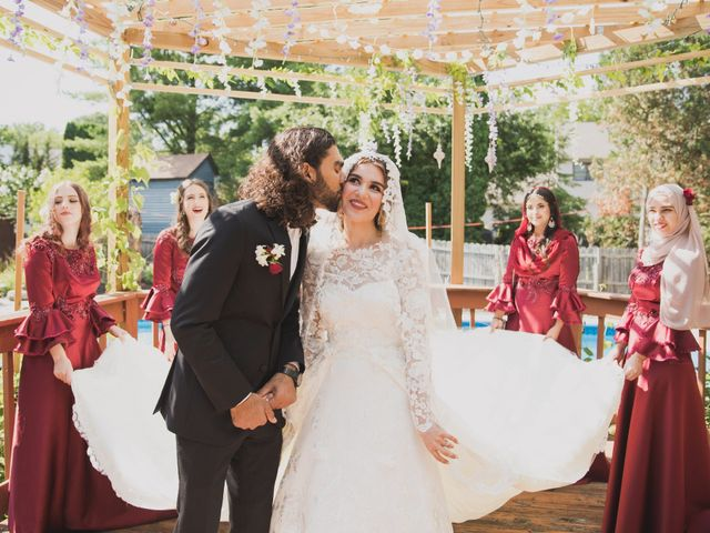 Azmad and Hajar's Wedding in Albany, New York 9
