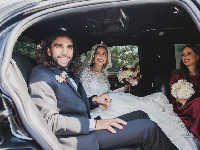 Azmad and Hajar's Wedding in Albany, New York 10