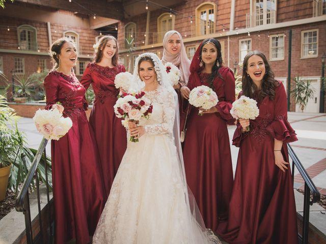 Azmad and Hajar's Wedding in Albany, New York 13