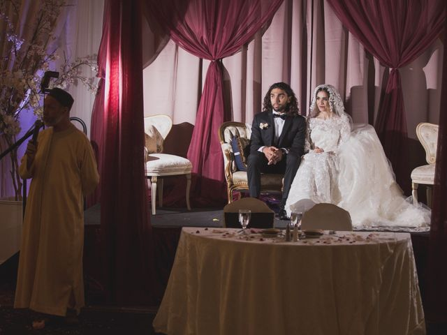 Azmad and Hajar's Wedding in Albany, New York 18
