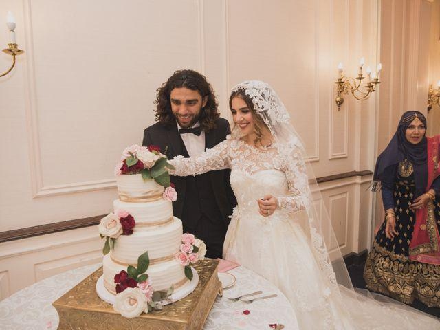 Azmad and Hajar's Wedding in Albany, New York 22