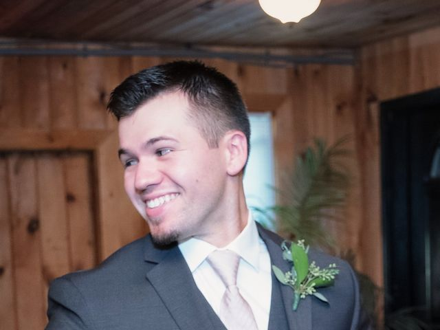 Jordan and Marina's Wedding in Howes Cave, New York 13