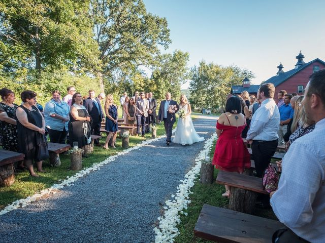 Jordan and Marina's Wedding in Howes Cave, New York 17