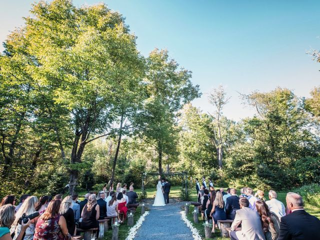 Jordan and Marina's Wedding in Howes Cave, New York 19