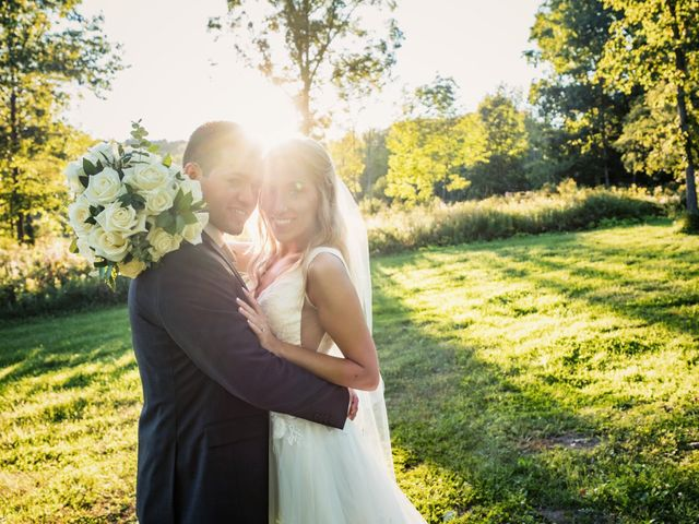 Jordan and Marina's Wedding in Howes Cave, New York 24