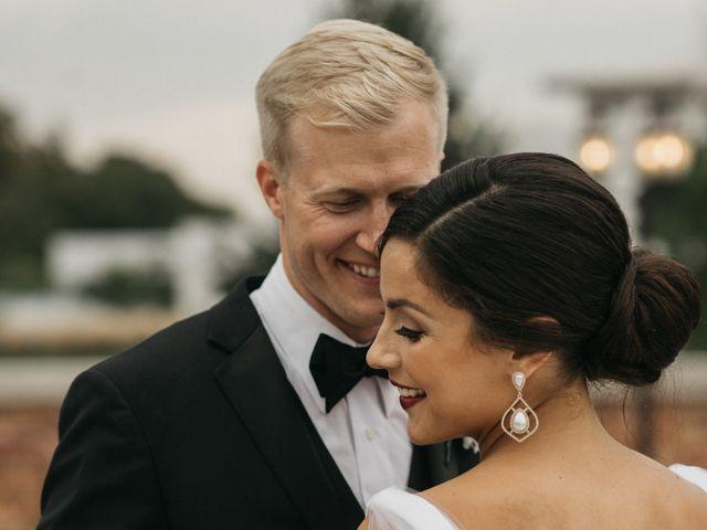 The wedding of Stephanie and Austin