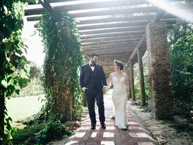 The wedding of Davi and Josh