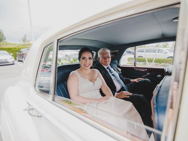 Carlo and Yuselin's Wedding in Miami, Florida 15