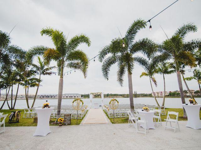 Carlo and Yuselin's Wedding in Miami, Florida 17