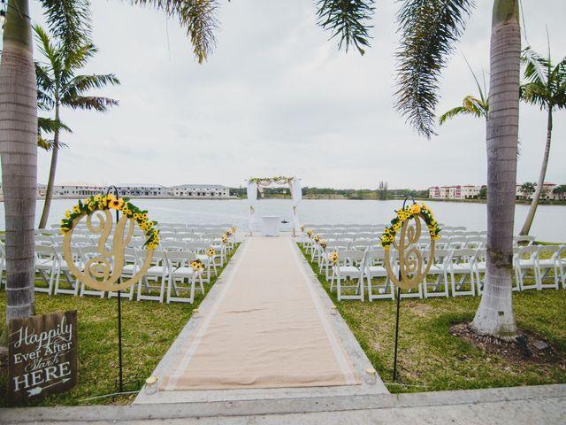 Carlo and Yuselin's Wedding in Miami, Florida 18