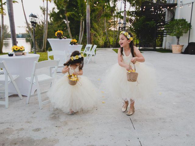 Carlo and Yuselin's Wedding in Miami, Florida 23