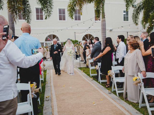 Carlo and Yuselin's Wedding in Miami, Florida 25
