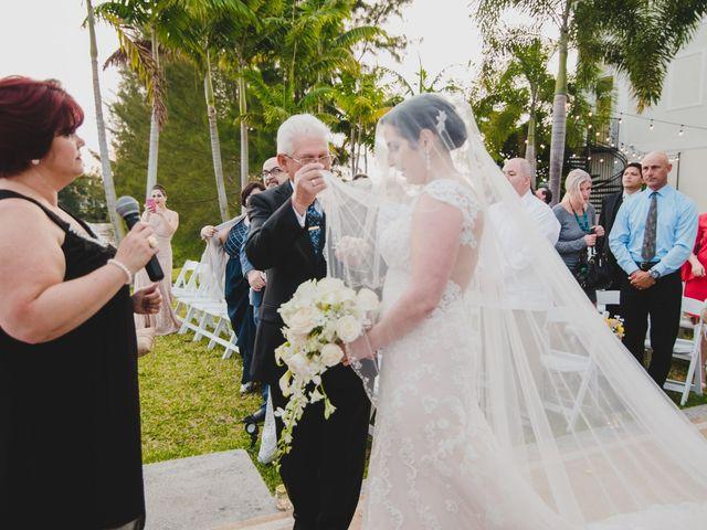 Carlo and Yuselin's Wedding in Miami, Florida 28