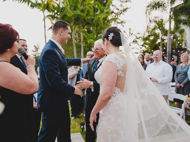 Carlo and Yuselin's Wedding in Miami, Florida 29