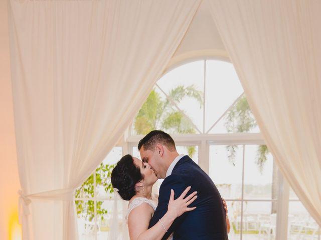 Carlo and Yuselin's Wedding in Miami, Florida 32