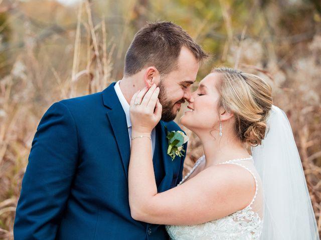 The wedding of Hope and Jason