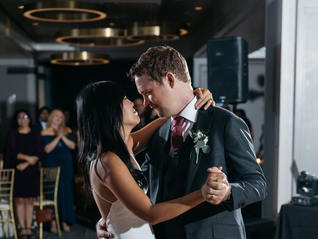 Nate and Meeri's Wedding in Philadelphia, Pennsylvania 5