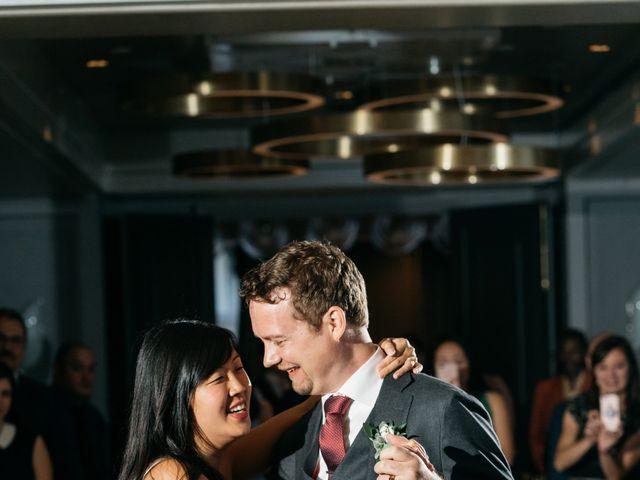 Nate and Meeri's Wedding in Philadelphia, Pennsylvania 8