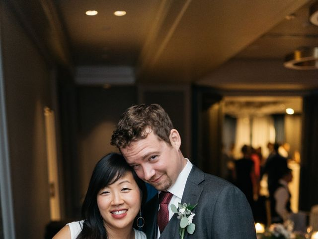 Nate and Meeri's Wedding in Philadelphia, Pennsylvania 12