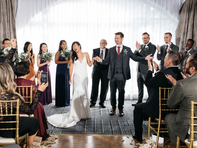 Nate and Meeri's Wedding in Philadelphia, Pennsylvania 26