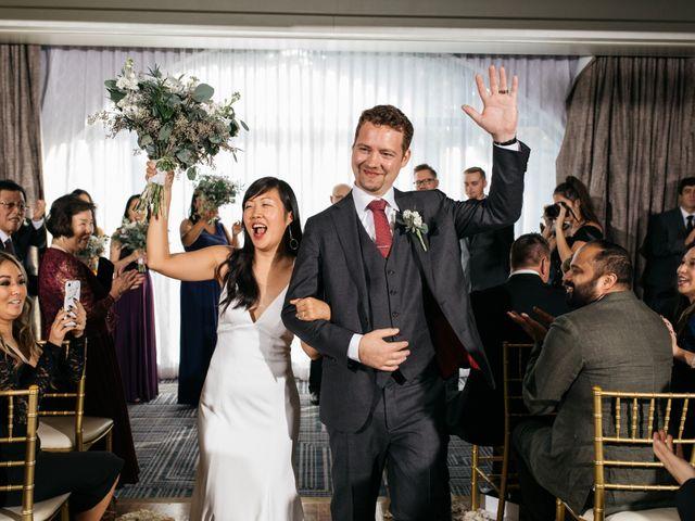 Nate and Meeri's Wedding in Philadelphia, Pennsylvania 30