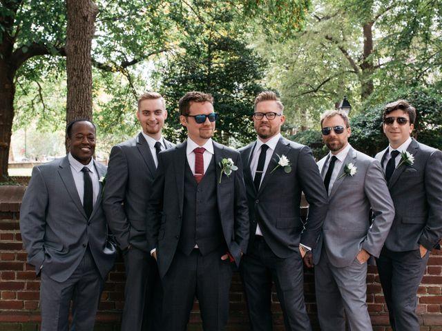 Nate and Meeri's Wedding in Philadelphia, Pennsylvania 32