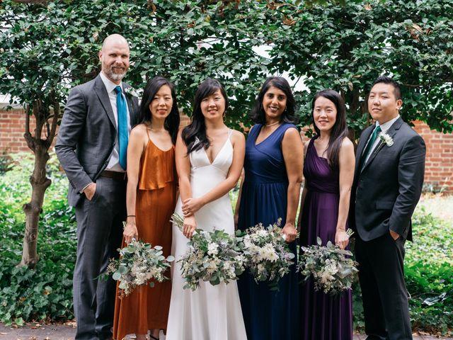 Nate and Meeri's Wedding in Philadelphia, Pennsylvania 33