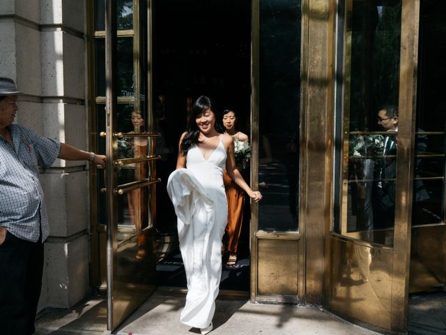 Nate and Meeri's Wedding in Philadelphia, Pennsylvania 34
