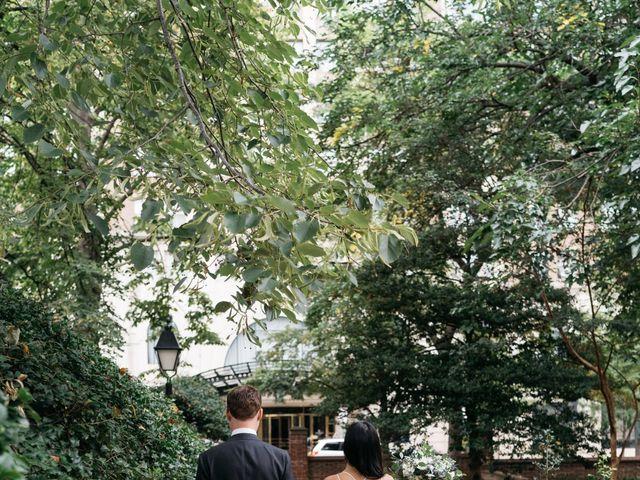 Nate and Meeri's Wedding in Philadelphia, Pennsylvania 37