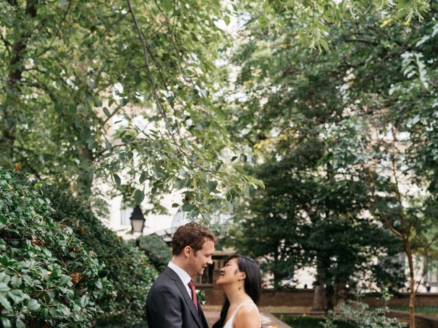 Nate and Meeri's Wedding in Philadelphia, Pennsylvania 38