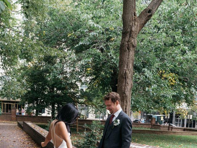 Nate and Meeri's Wedding in Philadelphia, Pennsylvania 39