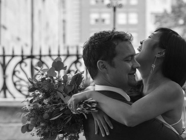 Nate and Meeri's Wedding in Philadelphia, Pennsylvania 1