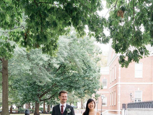 Nate and Meeri's Wedding in Philadelphia, Pennsylvania 41