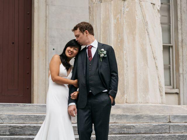 Nate and Meeri's Wedding in Philadelphia, Pennsylvania 43