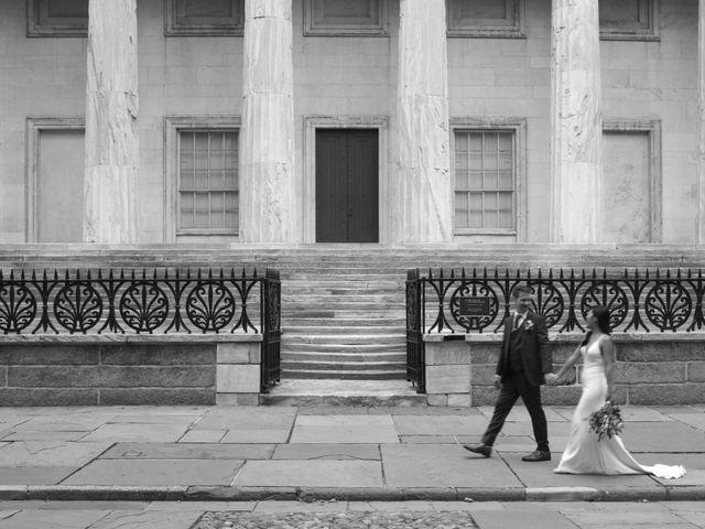 Nate and Meeri's Wedding in Philadelphia, Pennsylvania 44