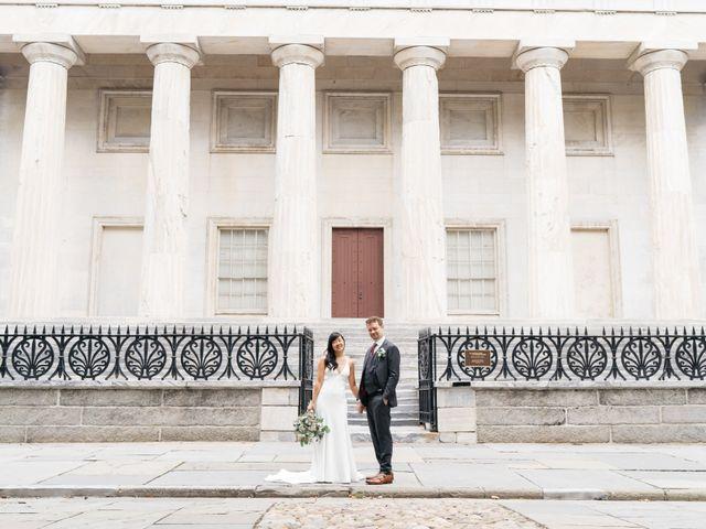 Nate and Meeri's Wedding in Philadelphia, Pennsylvania 45