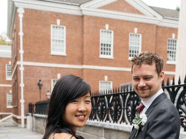 Nate and Meeri's Wedding in Philadelphia, Pennsylvania 46