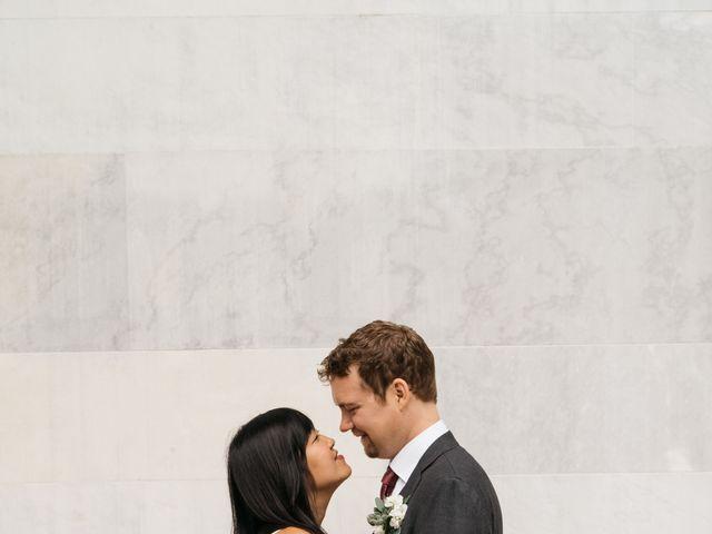 Nate and Meeri's Wedding in Philadelphia, Pennsylvania 47