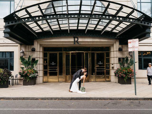 Nate and Meeri's Wedding in Philadelphia, Pennsylvania 49