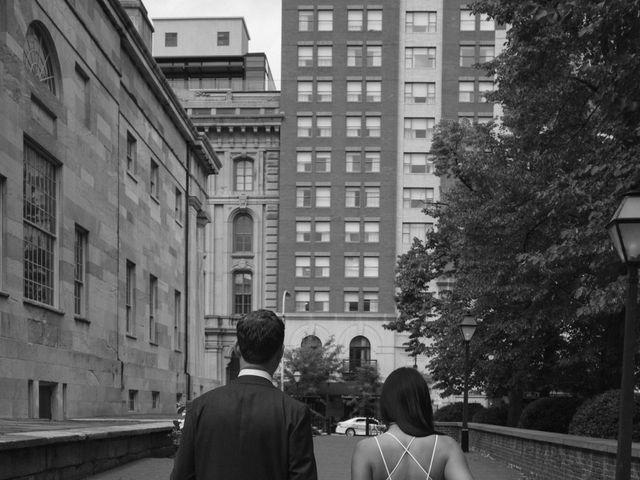 Nate and Meeri's Wedding in Philadelphia, Pennsylvania 50