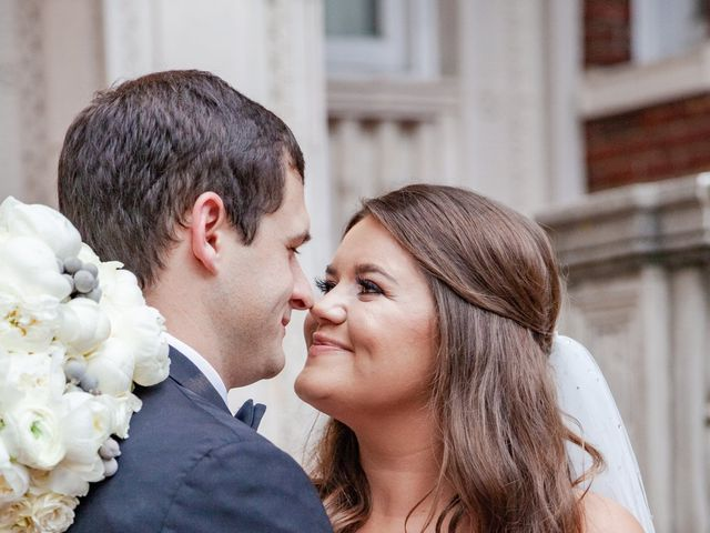 Logan and Anne-Marie's Wedding in Birmingham, Alabama 5
