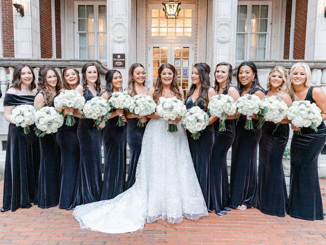 Logan and Anne-Marie's Wedding in Birmingham, Alabama 23