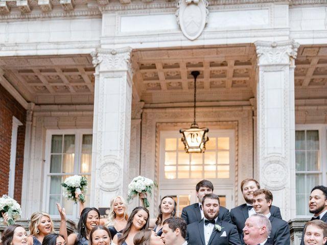 Logan and Anne-Marie's Wedding in Birmingham, Alabama 25